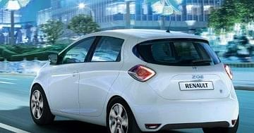 2 Wochen Renault ZOE fahren