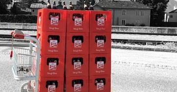 Jahresvorrat Stiegl-Bier gewinnen