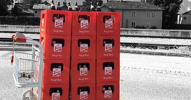 Gewinne Jahresvorrat Stiegl Bier