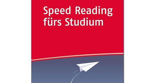 10x1 Exemplar Speed Reading fürs Studium