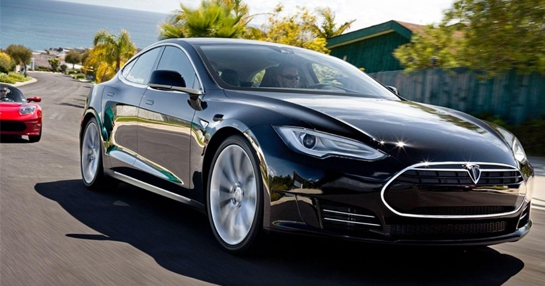 Tesla für ein Wochenende