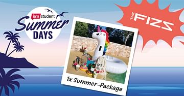 1x Summer-Package von THE FIZZ