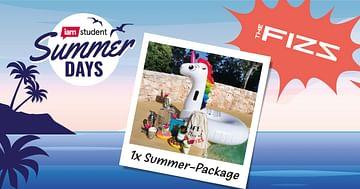 1x Summer-Package von THE FIZZ