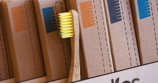 30x nachhaltige Bambus Zahnbürsten gewinnen