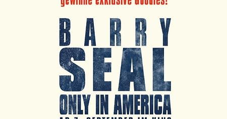 Gewinne Kinokarten und Goodies für Barry Seal!
