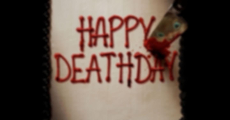 """1 von 10 Collegejacken """"Happy Deathday"""""""