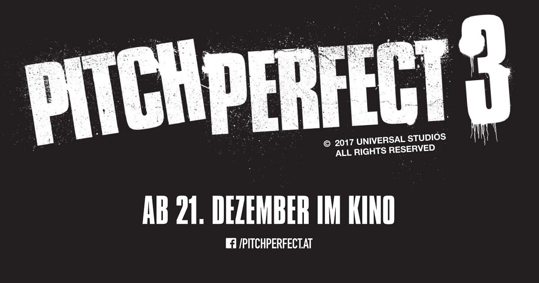 Pitch Perfect 3 Kinotickets & Fanpackage