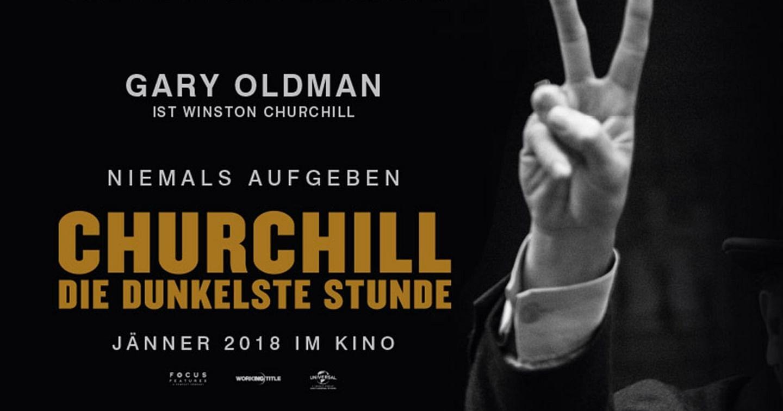 """Kino-Freikarten für """"Die dunkelste Stunde"""""""