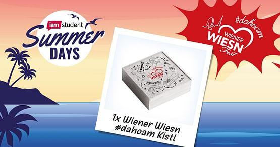1x Wiener Wiesn #dahoam Kistl
