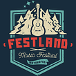 Festland Music Festival Logo