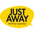 JUST AWAY Logo