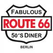 Route 66 Diner Logo