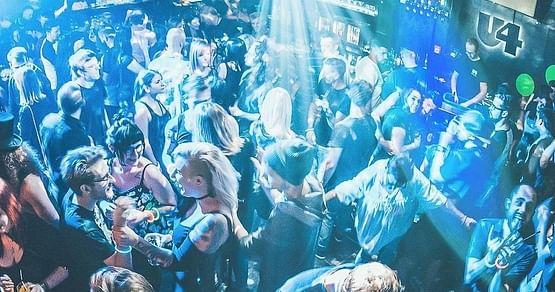 Das U4ist die wohl legendärste Diskothek und eine wahre Wiener Party-Institution. Mit unserem Gutschein vom U4 wird der Freitag noch schöner, denn duerhältst 1+1 gratis Eintritt zum Addicted to Rock!