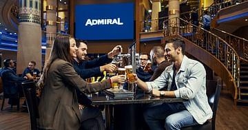 Kulinarisch-sportliche Highlights in der ADMIRAL Arena Prater!