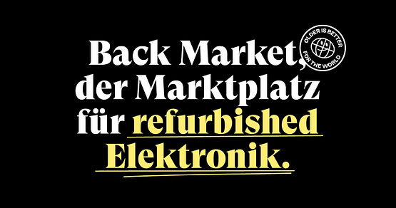 Back Market Gutschein Foto 1