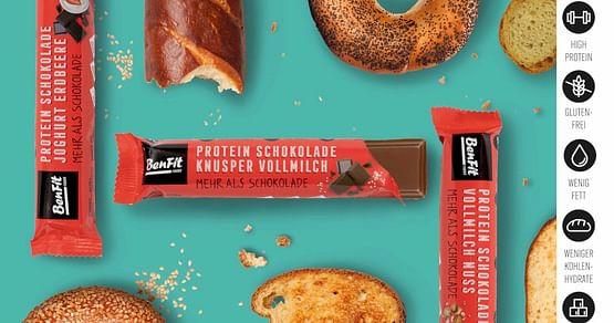Lebensmittel mit mehr Protein, weniger Fett und Kalorien, glutenfrei, vegetarisch und zuckerreduziert – dafür steht BenFit Nutrition. Mit unseremBenFit Nutrition Studentenrabatt gibt