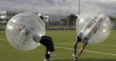 Dank Bubble Sports hat der Trendsport aus Dänemark auch bei uns Fuß gefasst und mit unserem Gutschein von Bubble Sports bekommst du zusätzlich 2 gratis Bubbles auf dein Bubble Football Match!