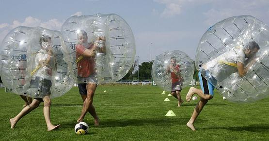 Bubble Sports Gutschein Foto 6