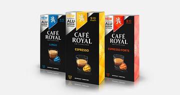 20% Studentenrabatt auf Kaffeespezialitäten von Café Royal