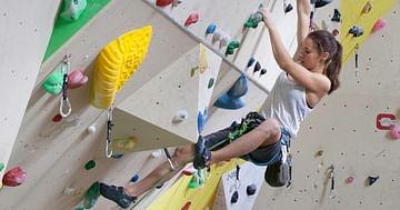 Klettern und Bouldern zum Studentenpreis!