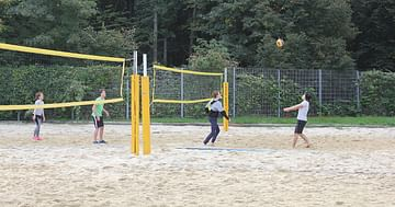 Beachvolleyball Extra Large.