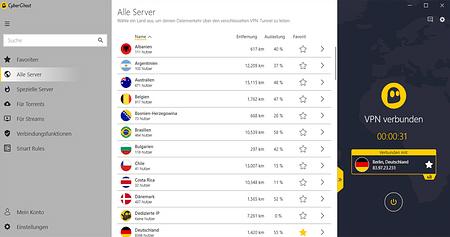 CyberGhost VPN Gutschein Foto 1
