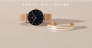 Die Uhren vonDaniel Wellingtonsind das It-Piece deiner Generation. Mit unserem Gutschein von Daniel Wellington gibt
