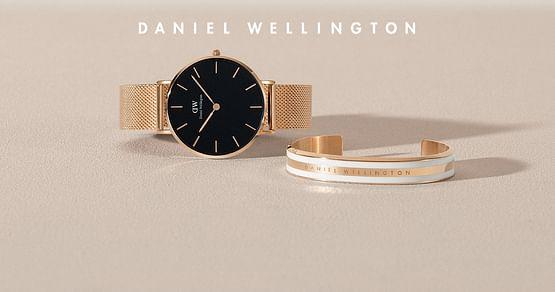 Die Uhren vonDaniel Wellingtonsind die wohl schönste Art der Zeitdarstellung:Mit unserem Daniel Wellington Gutschein bekommst du 15% Studentenrabatt auf alles.