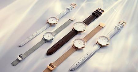 Die Uhren von Daniel Wellington sind die It-Pieces deiner Generation. Mit unserem Daniel Wellington Studentenrabatt sicherst du dir -15% auf das komplette Sortiment im Onlineshop und bekommst bei Kauf einer Uhr ein Free Strap* gratis dazu.
