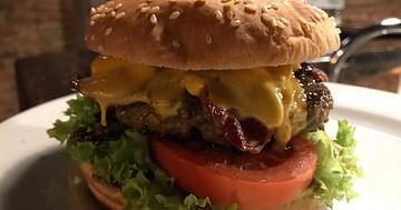 Bock auf Burger? Der Hannes, der kann es.