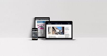 """Das exklusive iamstudent.Upgrade für """"Die Presse""""-digital: Sichere dir 8 Wochen uneingeschränkten Zugriff auf alle online Inhalte von """"Die Presse""""!"""