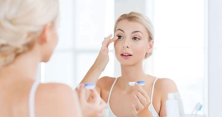 Die günstigsten Kontaktlinsen