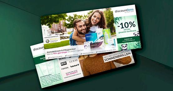 Du bist Kontaktlinsen- und/oder Brillenträger? Dann aufgepasst! Mit unserem discountlensStudentenrabatt profitierst du von -10% auf Kontaktlinsen, Pflegemittel u.v.m. im Onlineshop des Kontaktlinsen-Experten!