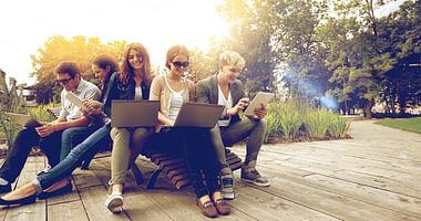 Bei DiTech dreht sich alles um Notebooks, Fernseher, Smartphones und Co. Mit unserem DiTech Studentenrabatt bekommst du bis zu 15% Ersparnis auf ausgewählte Produkte!