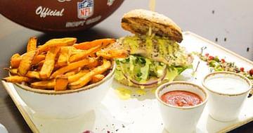 Gesunde Burger, Pizza, Pasta & Co. mit bis zu 5,50€ Studi-Rabatt!
