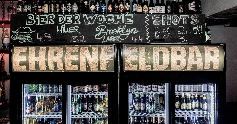 Bar, Kneipe und Club in einem.