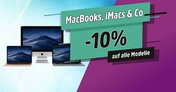 Dein Mac macht das Studium möglich!
