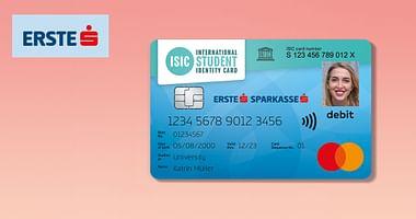 Mit unsererErste BankAktion freust du dich bei der Online-Eröffnung deines neuen GRATIS Studentenkontos über einen 50€ Kontobonus!