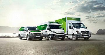 15% Studentenrabatt auf die Buchung von Transportern bei Europcar