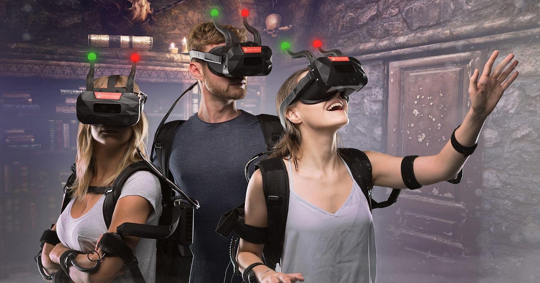 20% Rabatt auf dein VR-Abenteuer Dark Chapel bei First Escape