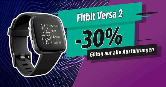 -30% auf Versa 2 Modelle