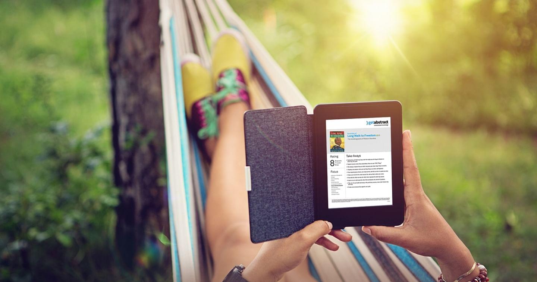 Kostenloser Zugang zu Buchzusammenfassungen von getAbstract