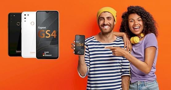 Bei Gigaset bekommst du leistungsstarke Smartphones zu einem unschlagbaren Preis! Alsiamstudent PLUS Mitglied sparst du jetzt zusätzlich 25% auf deinen nächsten Einkauf.