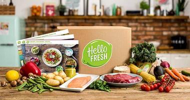 HelloFresh bringt mit knackigen Zutaten und leckeren Rezepten jede Woche frischen Wind in deine Küche.Mit unserem HelloFresh Studentenrabatt sparst du bei den ersten drei Bestellungen 40€!