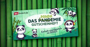 Panda me, Panda you!