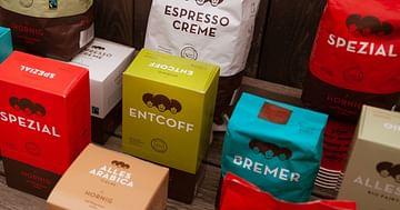 Trinke nur wirklich guten Kaffee!
