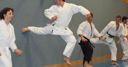 Karate Club Liesing Gutschein Foto 3