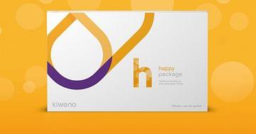 Get happy mit kiweno!