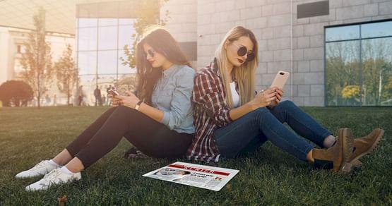 Top informiert und bestens unterhalten – das bietet dir der KURIER. Teste ihn jetzt als iamstudent PLUS Mitglied volle 6 Wochen kostenfrei im Print- und/oder Digital-Abo und überzeug dich!