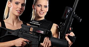 Play Lasertag your way!